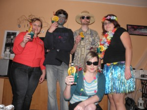 Hnutí za chlast & Nohejbal - Minulé chlastačky - Curacao party ...